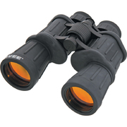 Humvee 10x50mm Black Rubber Armour Coated Precision Field Binoculars