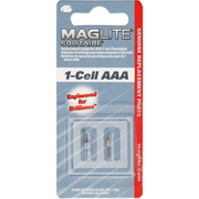 Maglite Solitaire Bulb/Globe/Lamp Twin Pack