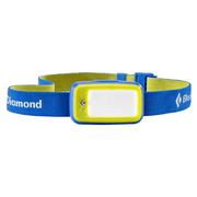 Black Diamond Wiz 30 Lumen Kids' LED Headlamp, Blue