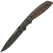 Browning Blind Spot Black Label Tactical Micarta Folding Liner Lock Knife - Model 0265
