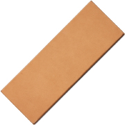 Brommeland Gunleather Double Sided Half Smooth 8x3 Inch Leather Bench Strop