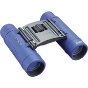 Tasco Essentials 10x25mm Roof Blue Compact Binoculars